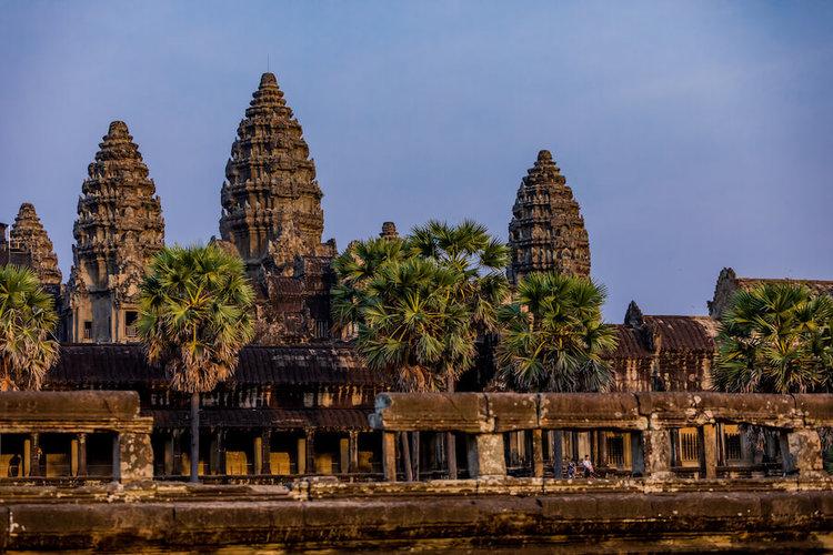 6 Amazon World Heritage Sites