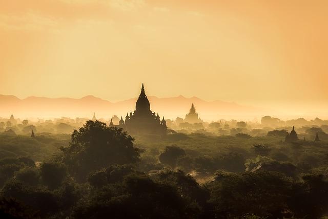 Irrawaddy Cruise Itinerary Bagan