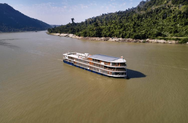 Irrawaddy Cruise