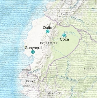 Ecuador Cruises