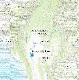 Myanmar Cruises