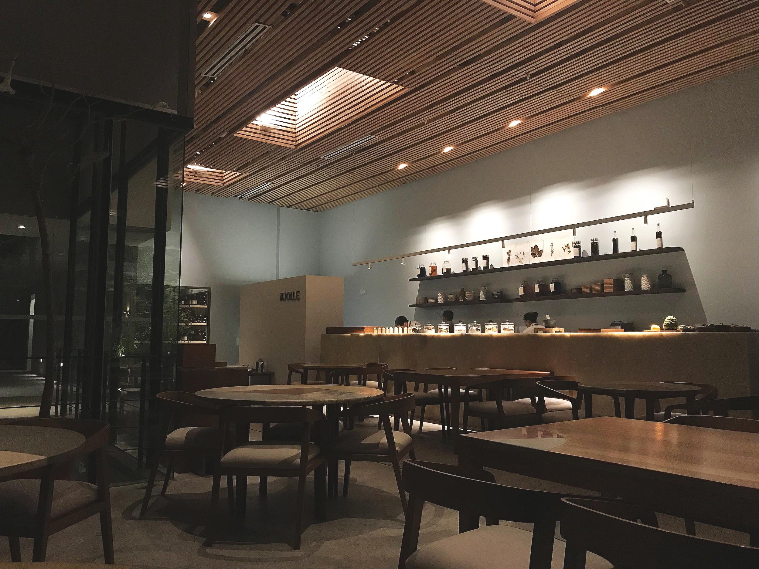 Kjolle restaurant
