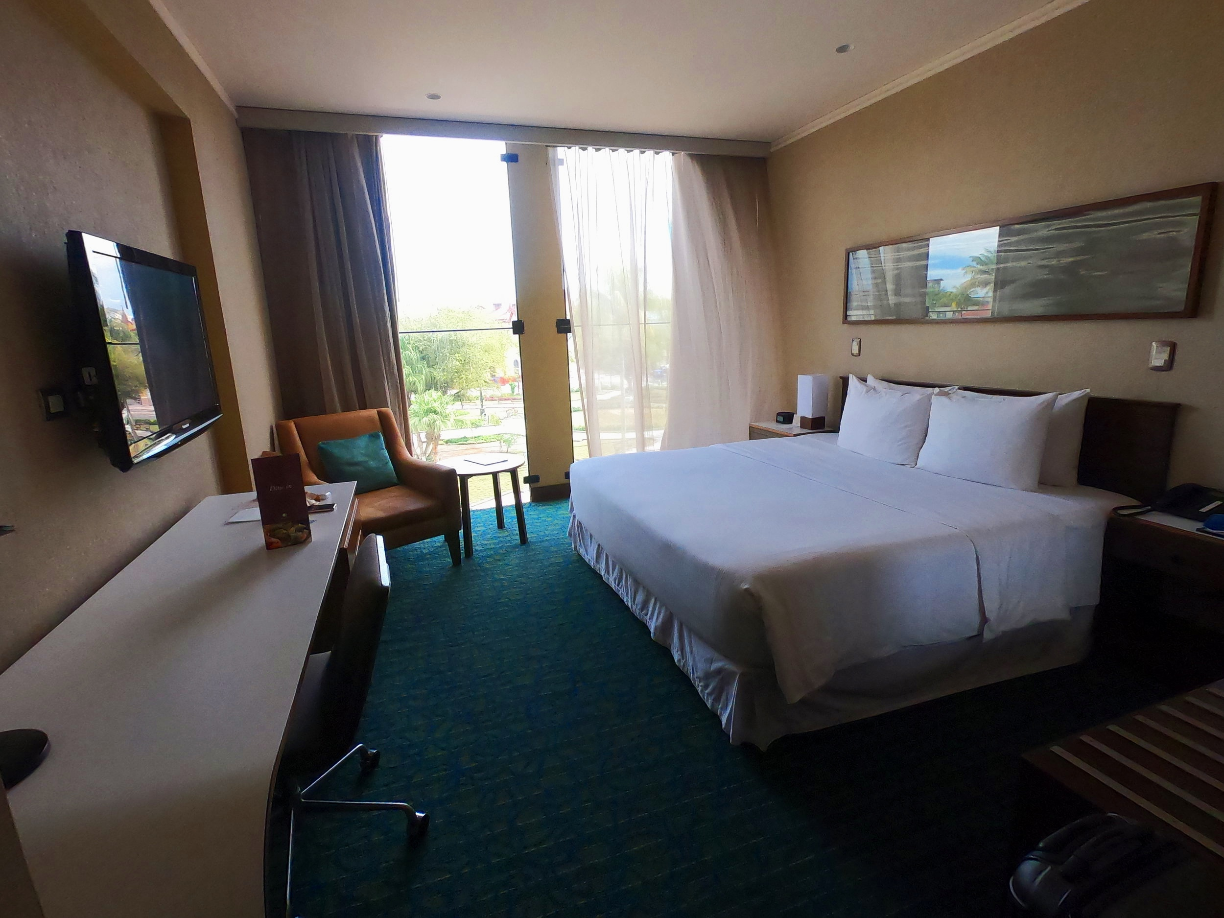 Hilton Iquitos Rooms