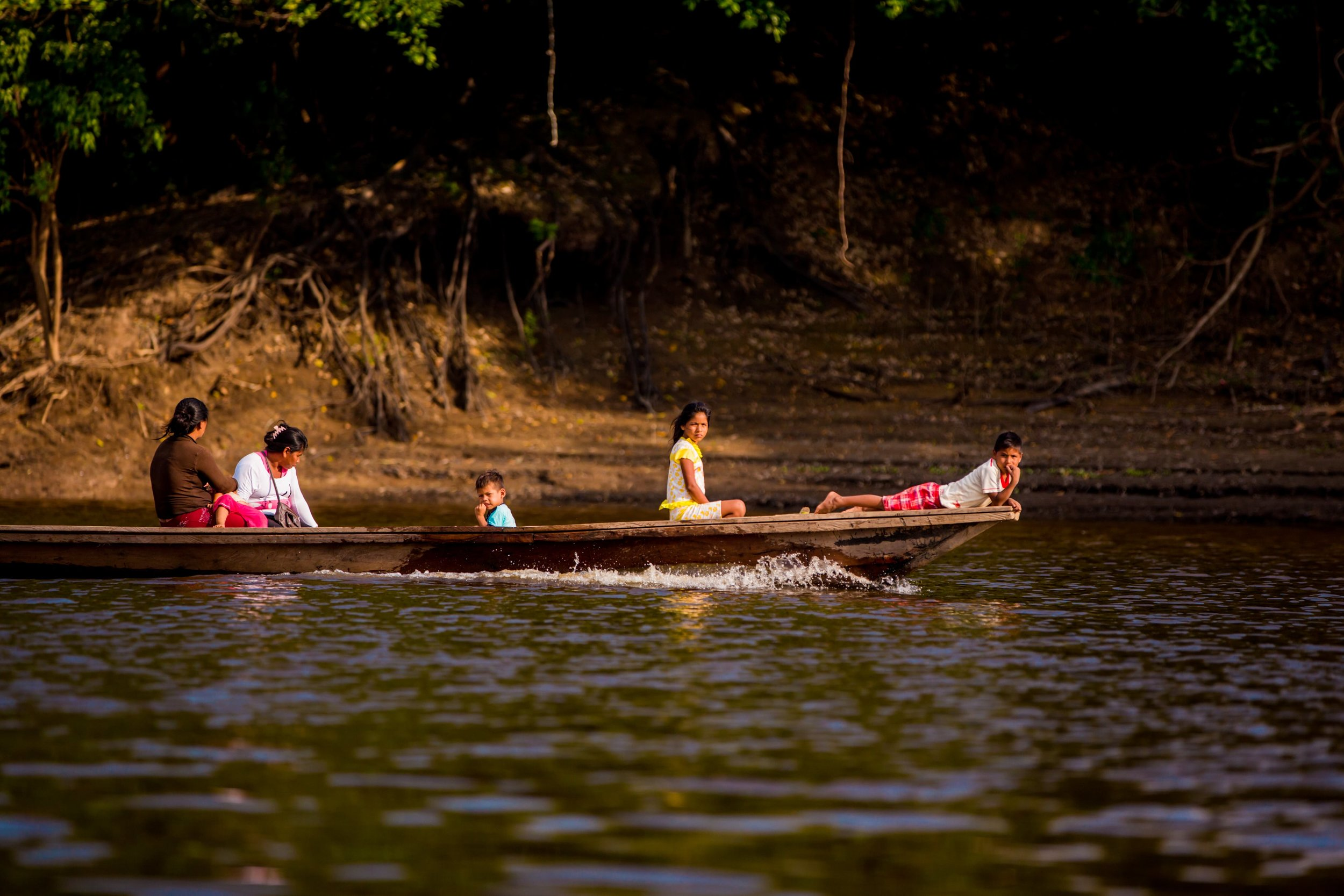 Indigenous Tribes in the Amazon