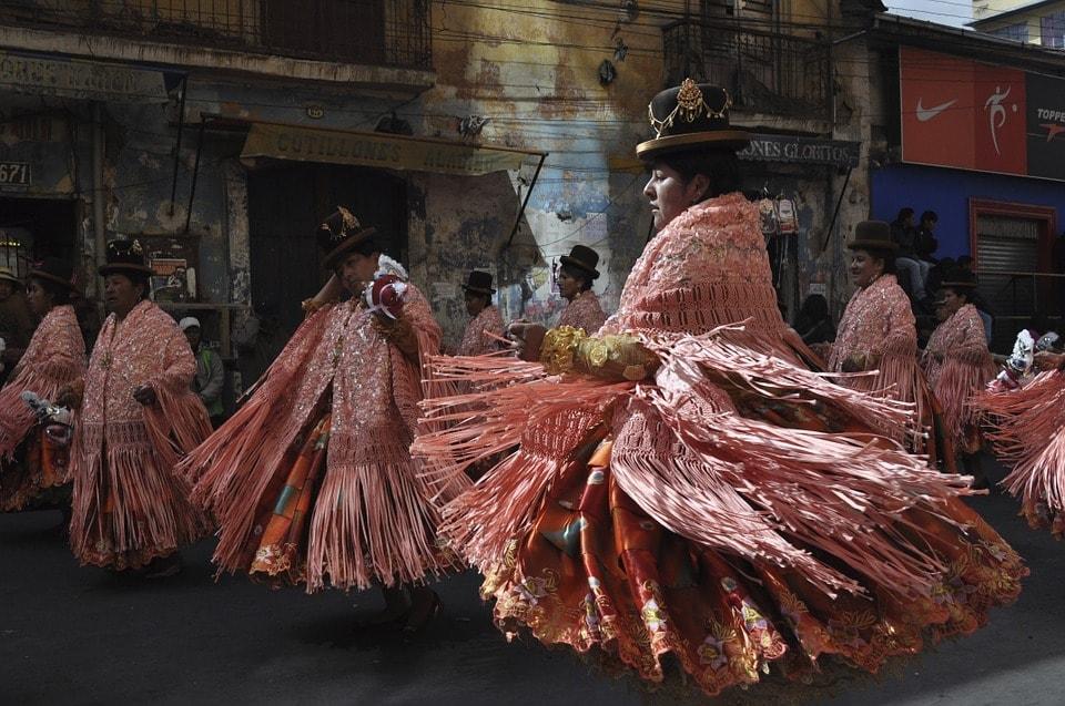 Bolivia Capital Festivals
