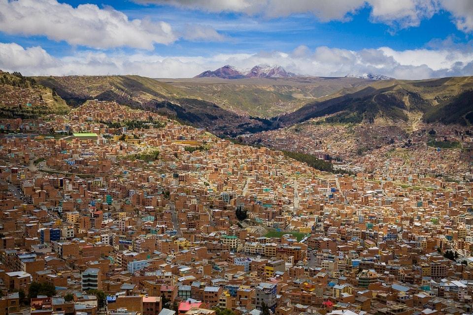 La Paz & Sucre
