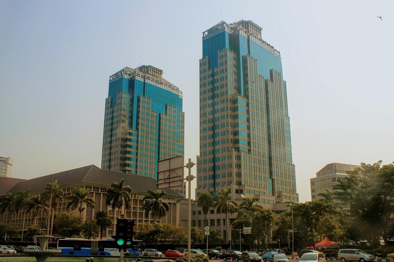 Jakarta in 2019