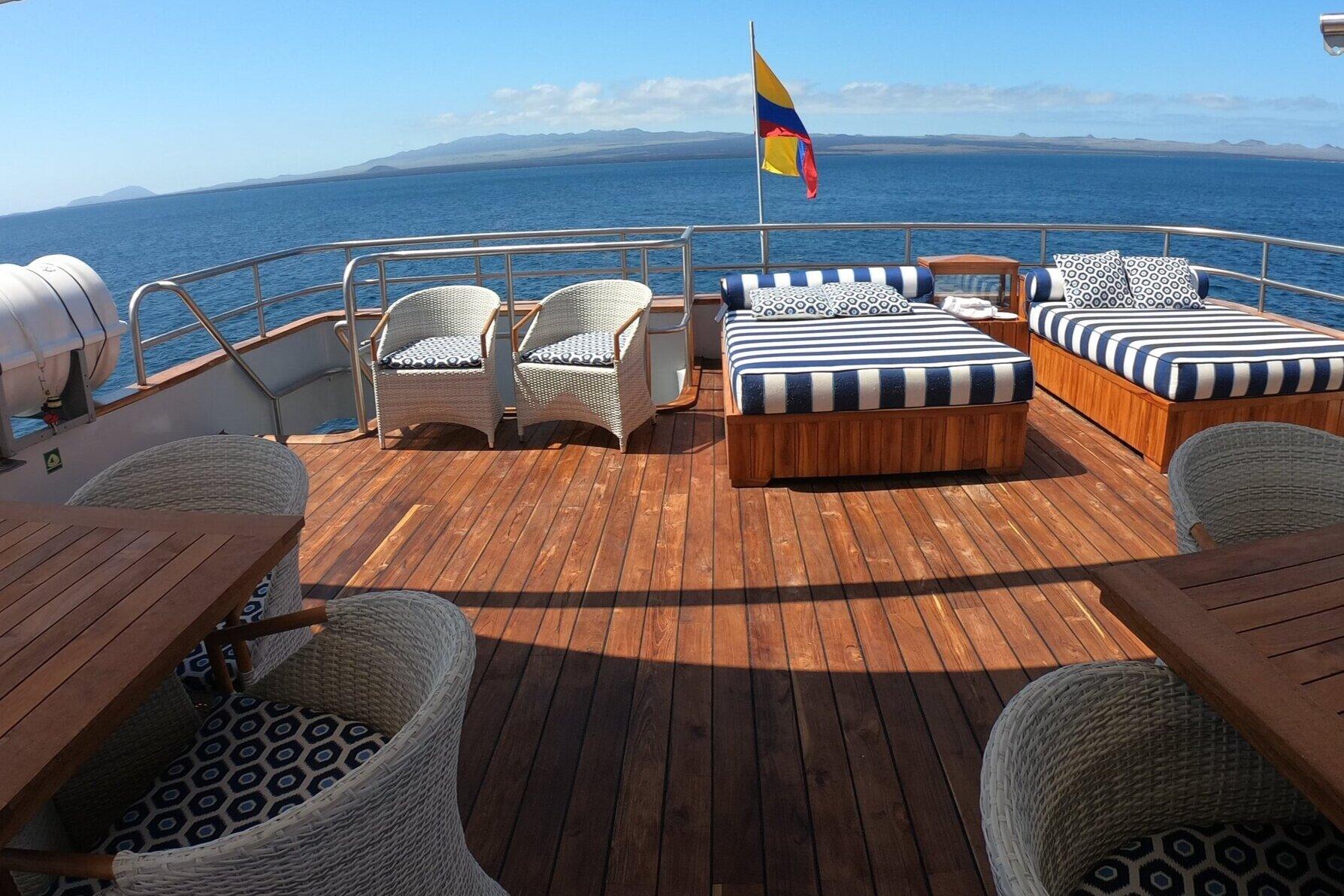 Theory Cruise Sun Deck