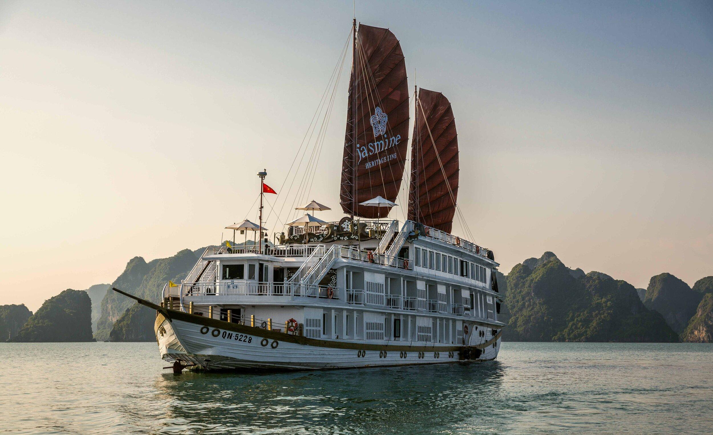 Heritage Line - Halong Bay - Jasmine - Ship 1