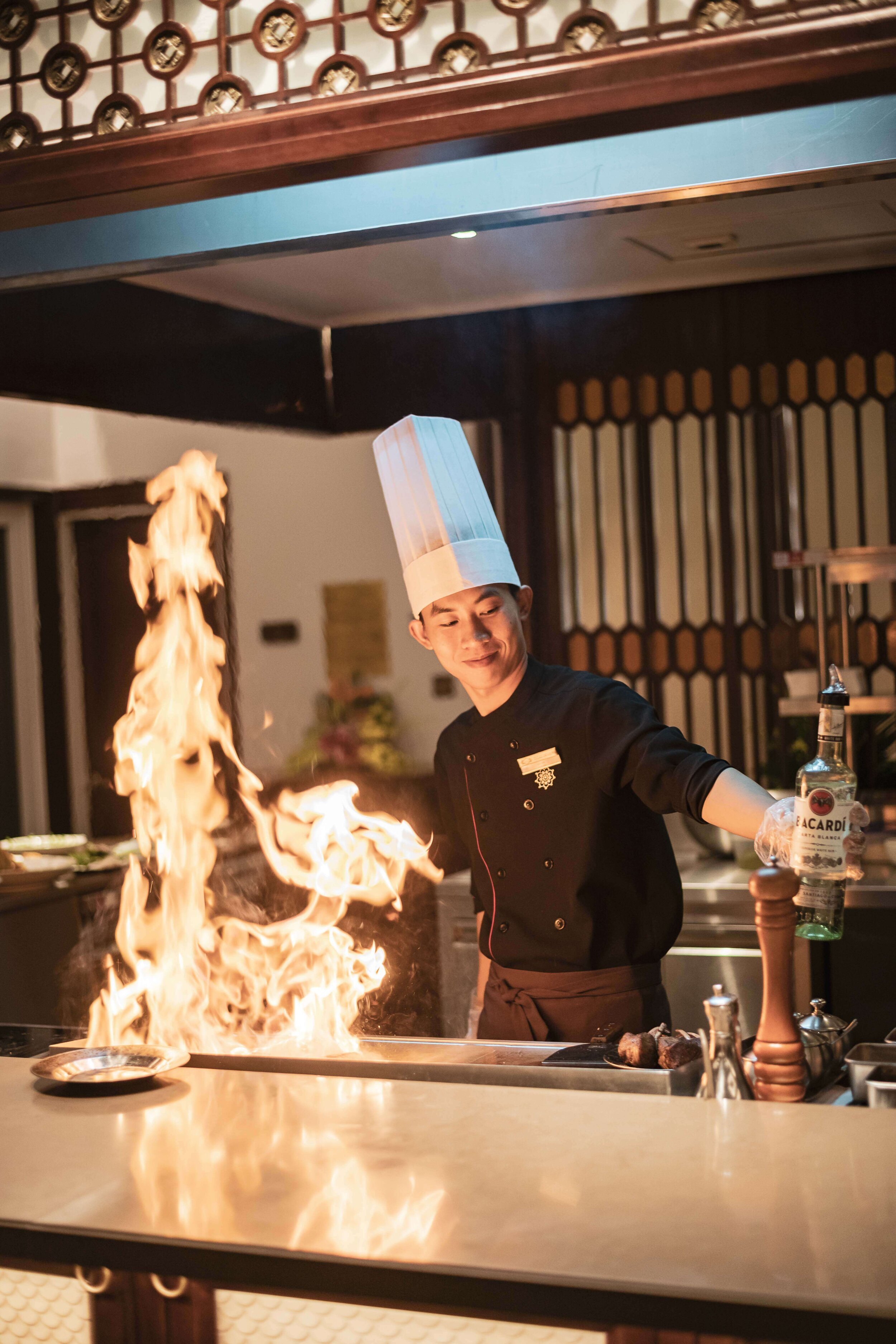 Heritage Line - Lan Ha Bay - Ginger - Live Cooking.jpg