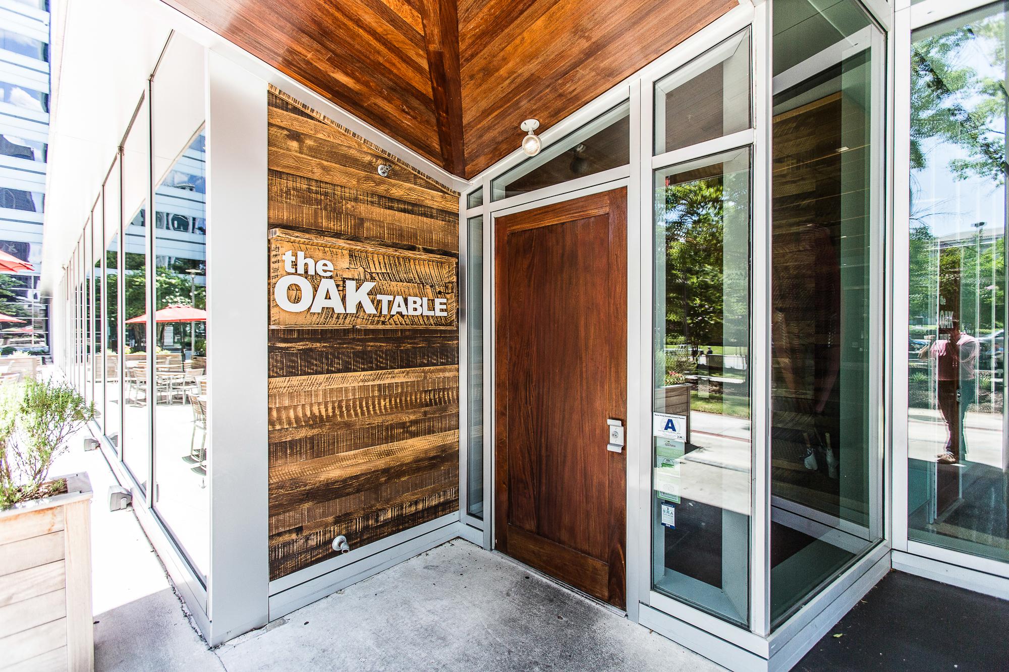 The Oak Table - 1221 Main St, Columbia, SC