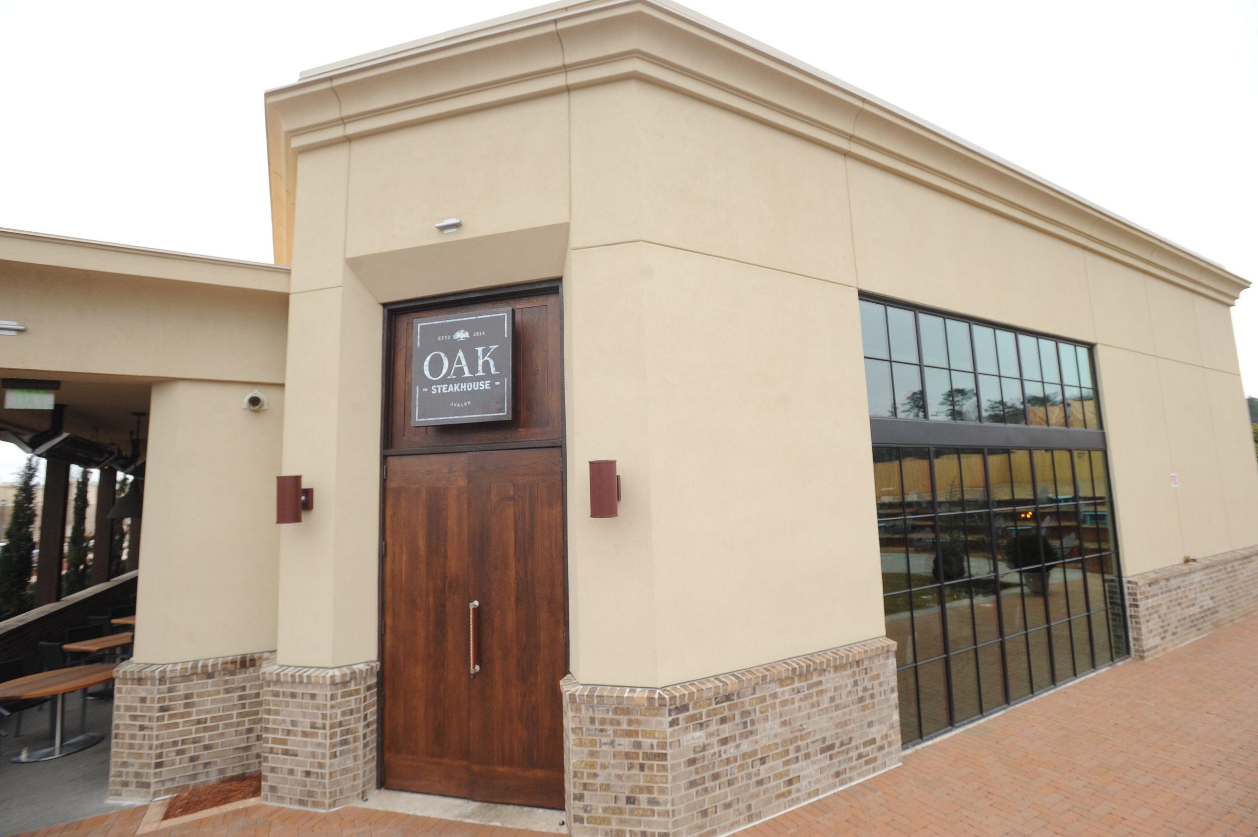 Oak Steakhouse - Atlanta, GA