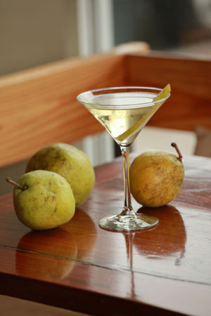 'The Hearitage Pear' specialty cocktail highlights Heritage Ball
