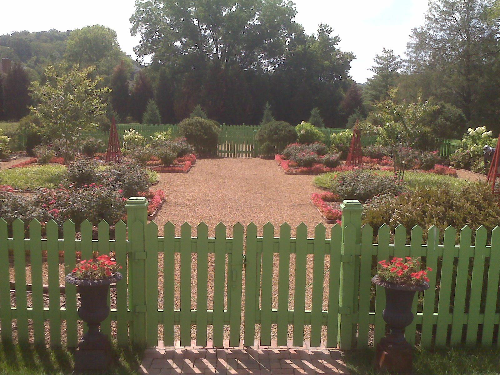 1st garden westward from gates early summer 2010.jpg