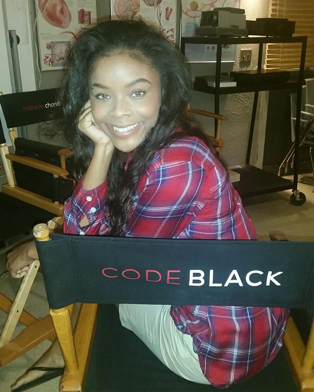 Tune in TONIGHT! #AjionaAlexus will be making a guest star appearance on the new series #CodeBlack @10/9c on @CBS