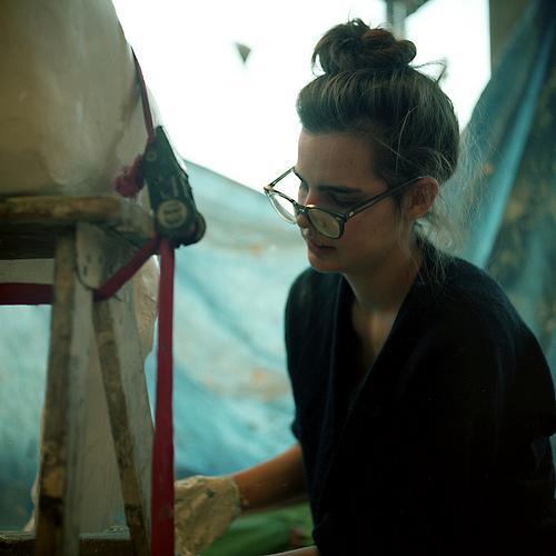 Elizabeth Jaeger Sculptor