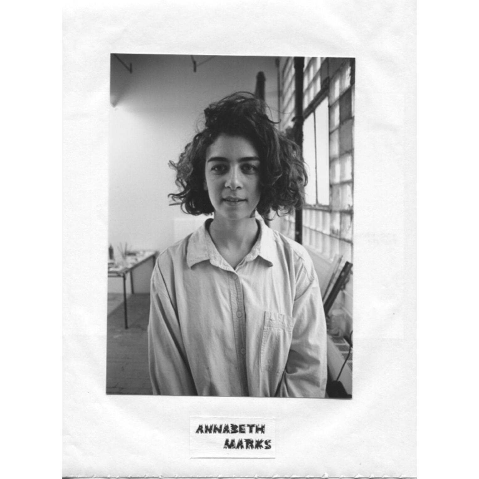 ANNABETH MARKS WIDE RAINBOW ARTIST