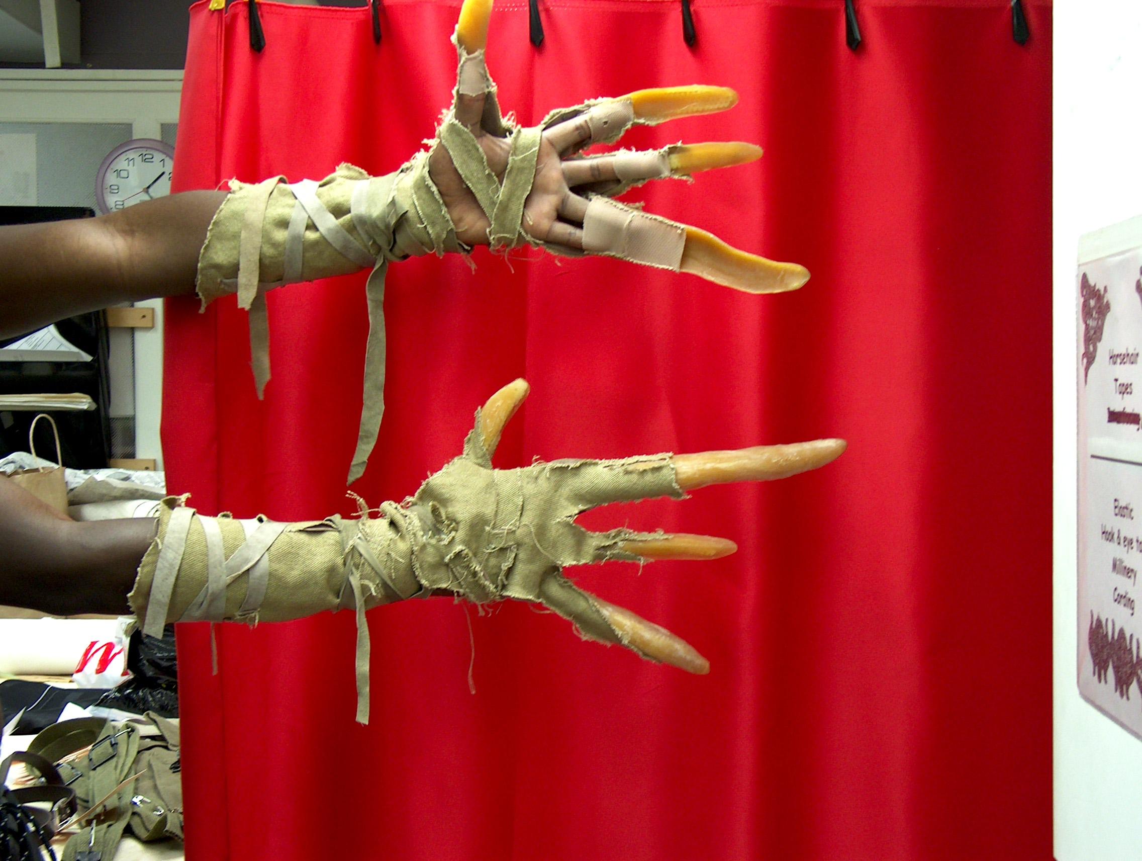 NYC Opera Gloves