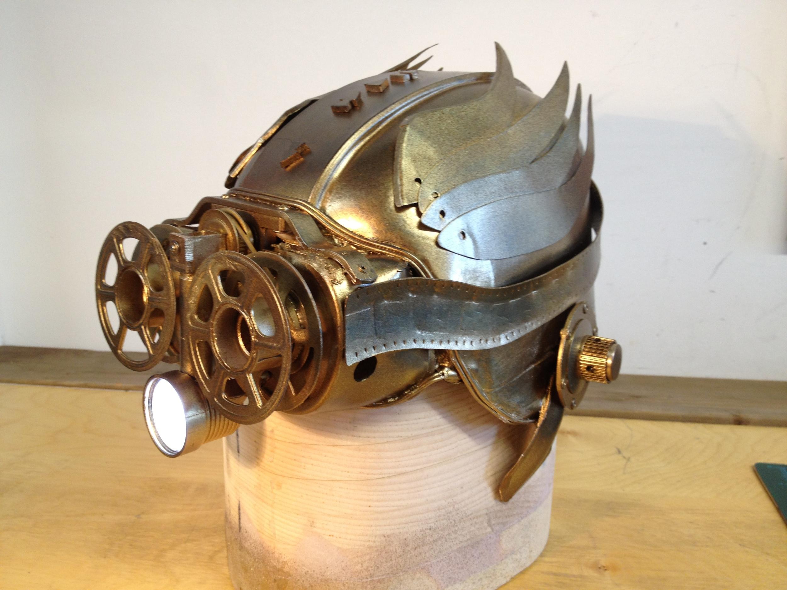 Video Helmet