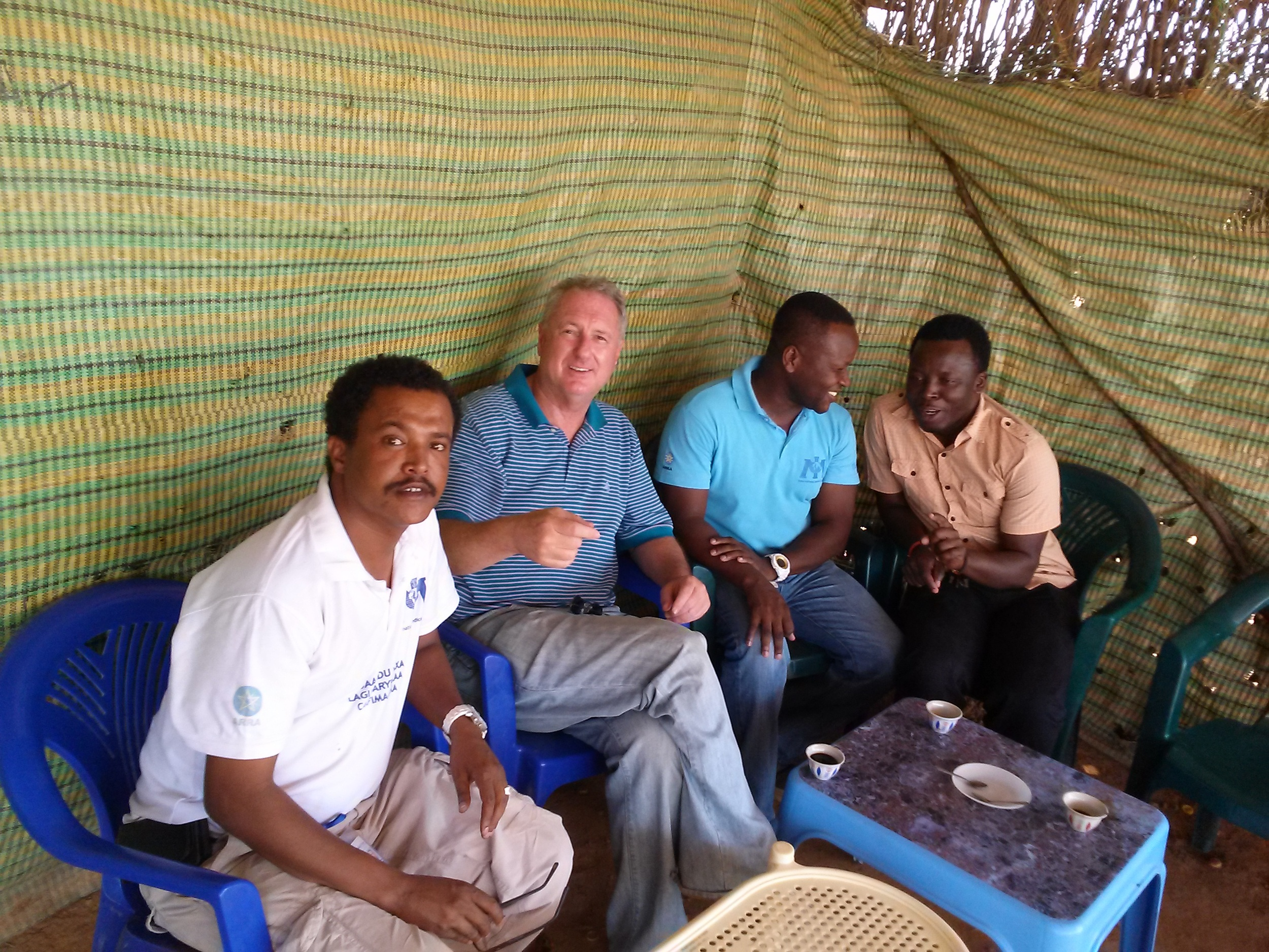 STARBUCKS SOMALI STYLE !