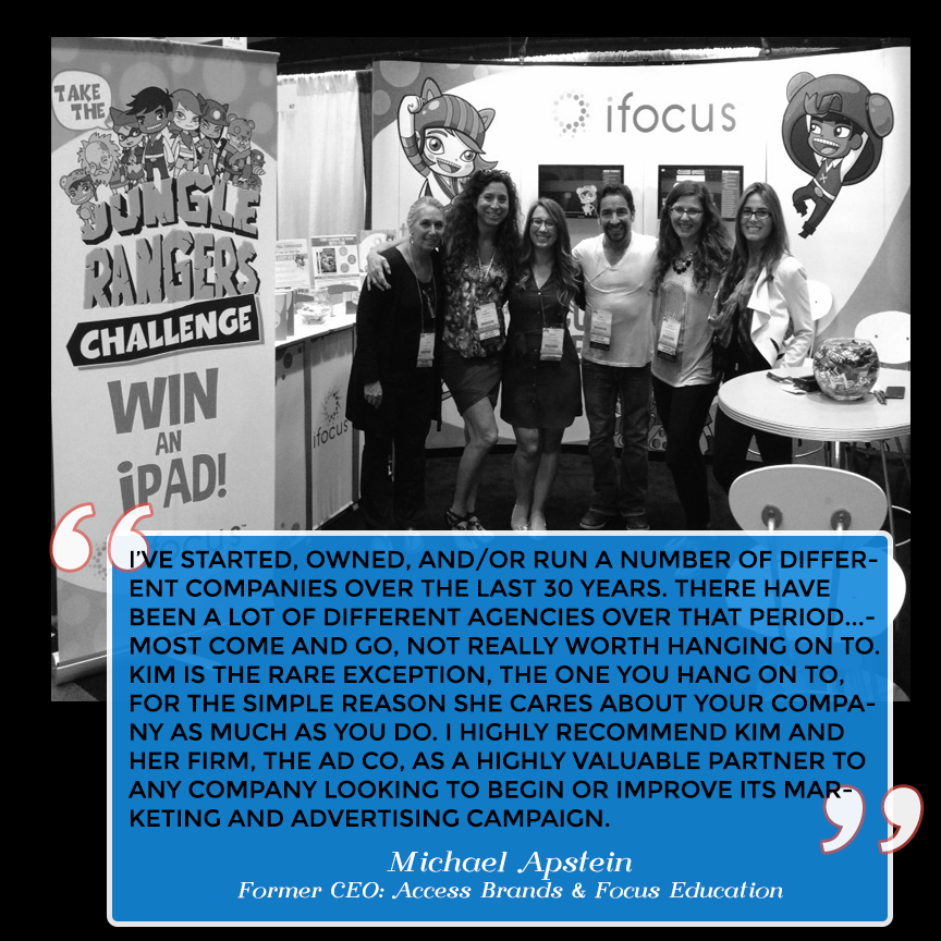 Access Brands & Focus Education