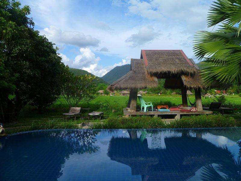Pai Chan Cottage, Pai, Thailand