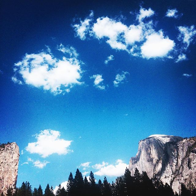 Blue sky thinking at #Yosemite #sanfrancisco #wanderwomenclub #wanderwomen #wander #wanderer #wanderlust #wandering #travel #traveller #travelblog  #travellife #travelling #travelgram #travelpics #travelporn #travelphoto #travelingram #travelblogger #traveltheworld #travelphotography #backpackerlife #explore #love