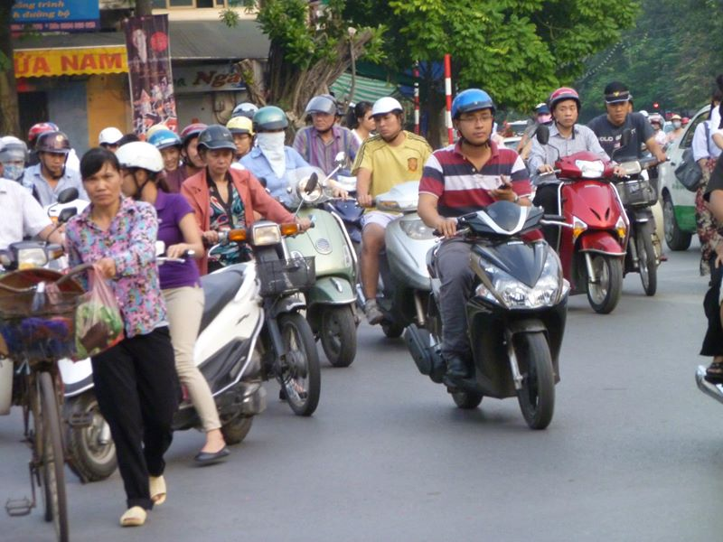 Hanoi, North Vietnam