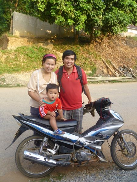 Mr Mung and Family