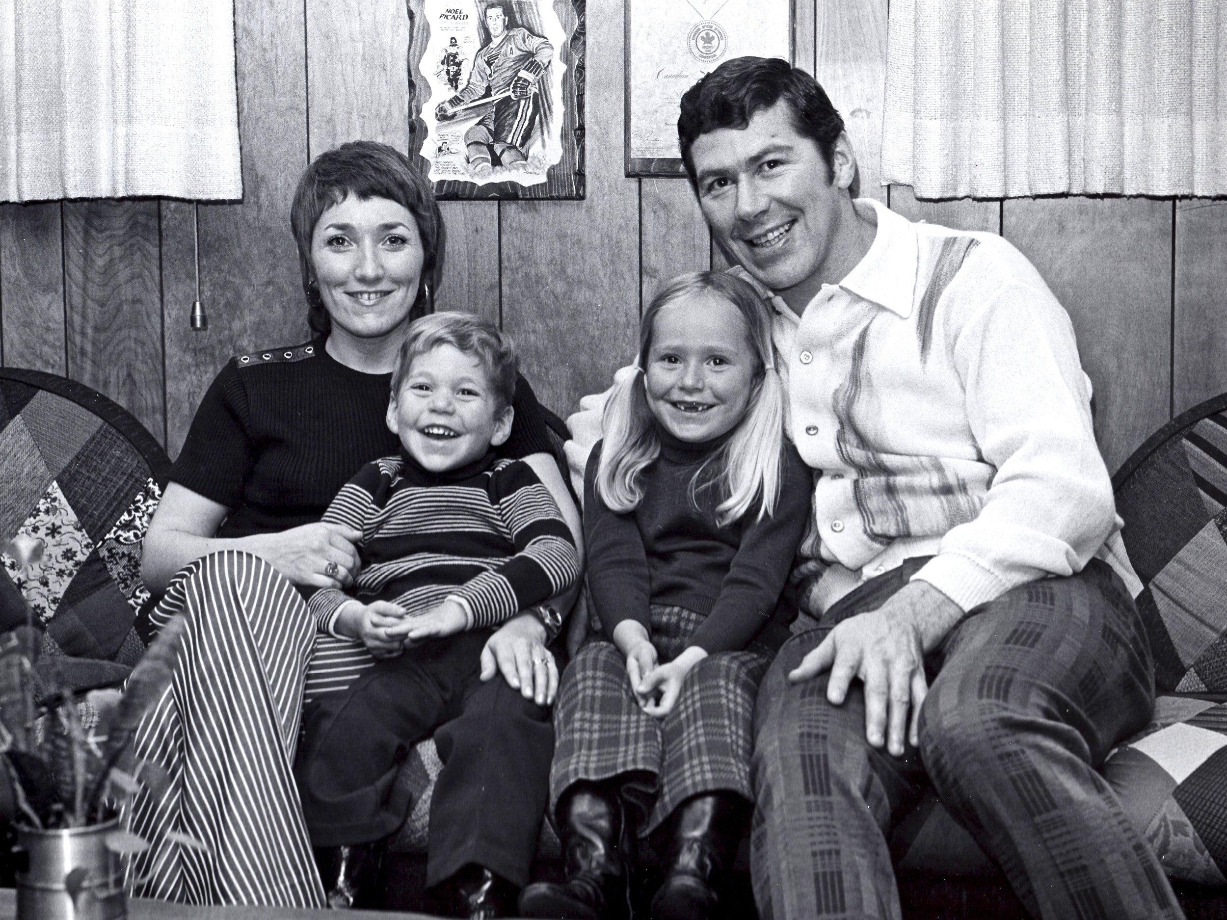 My family, circa 1970