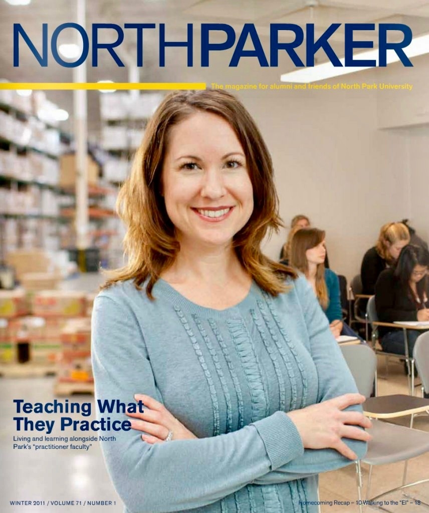 TEACHING WHAT THEY PRACTICE | NorthParker | Winter 2011 - Students discuss the profound impact of living and learning alongside North Park's
