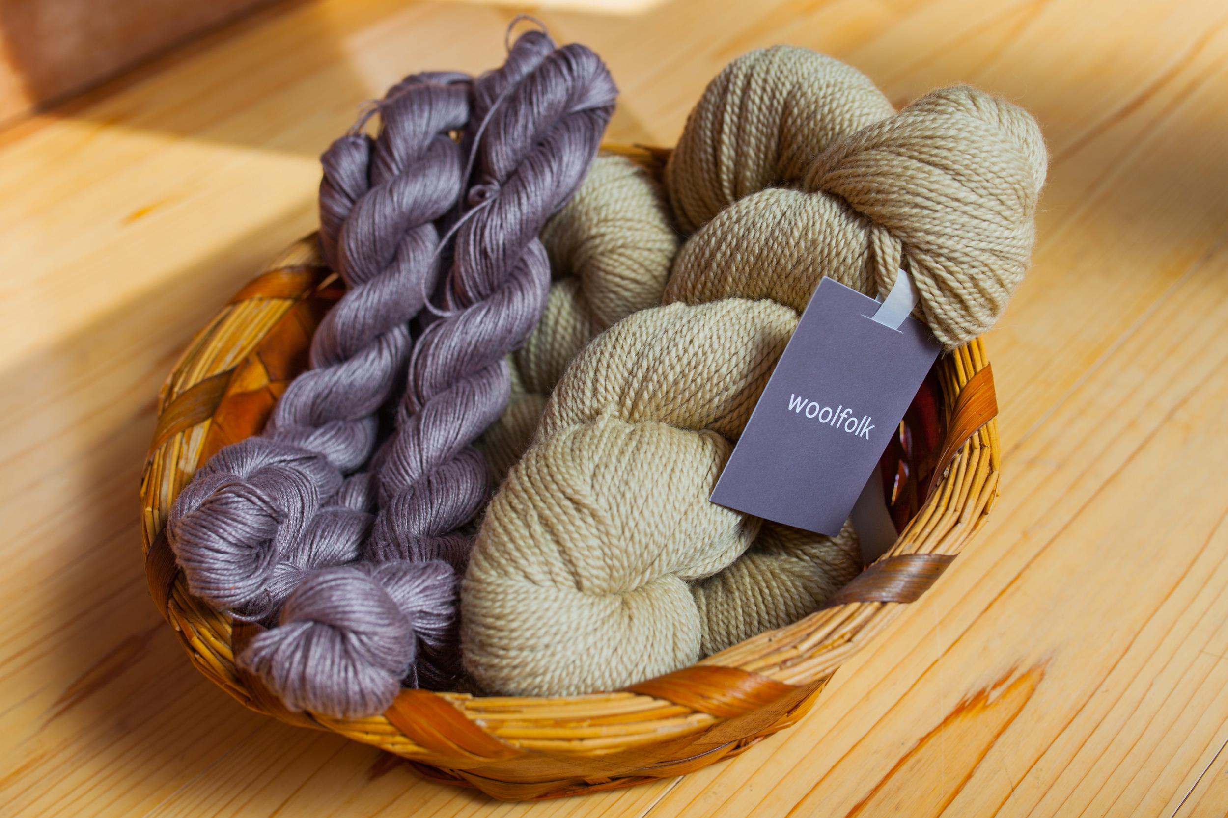 A yummy batch of yarn