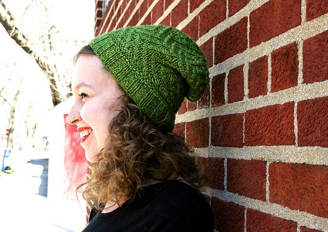 Becky Sorensen Designs:Red Herring Hat