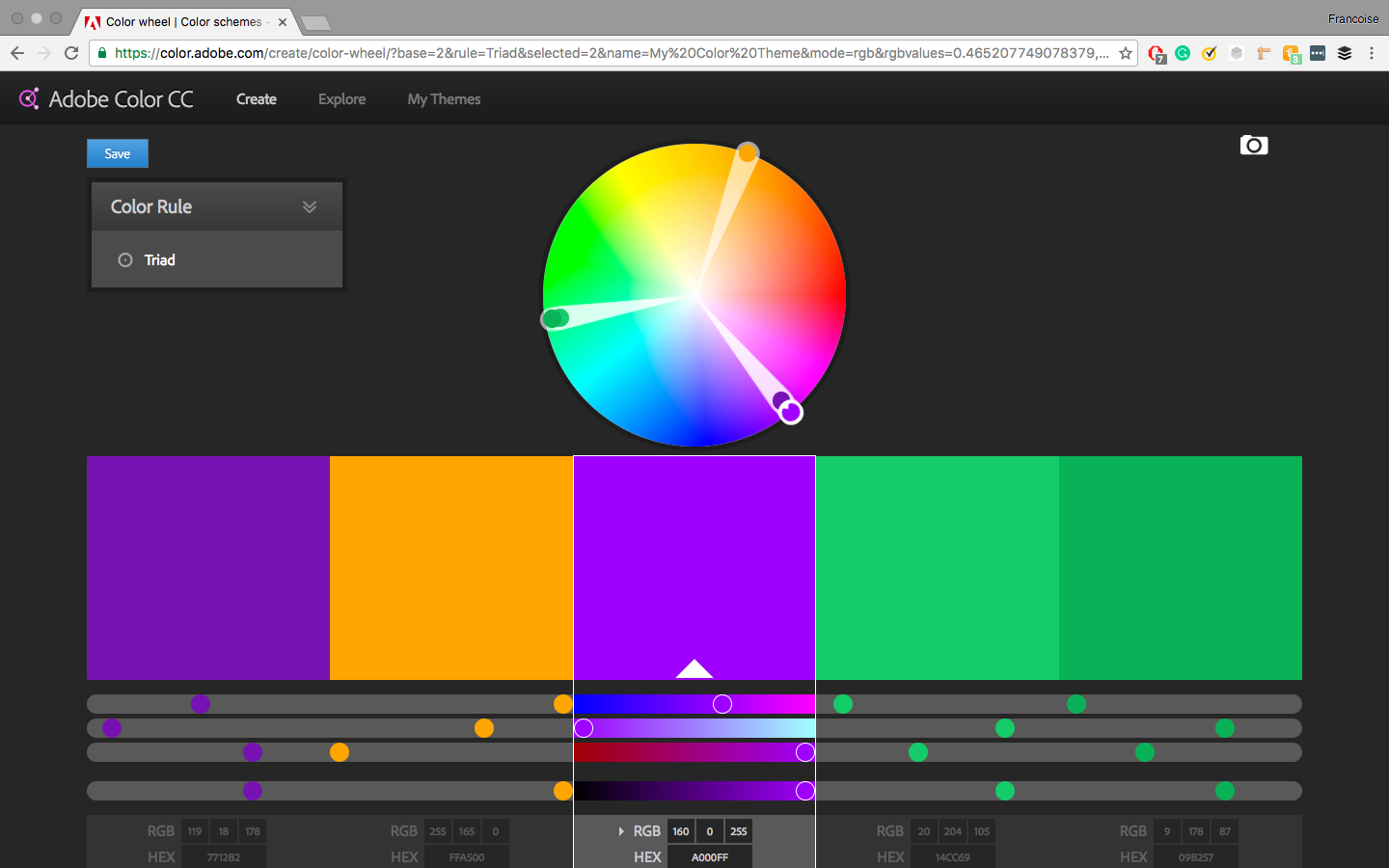 The Great Adobe Color Wheel!