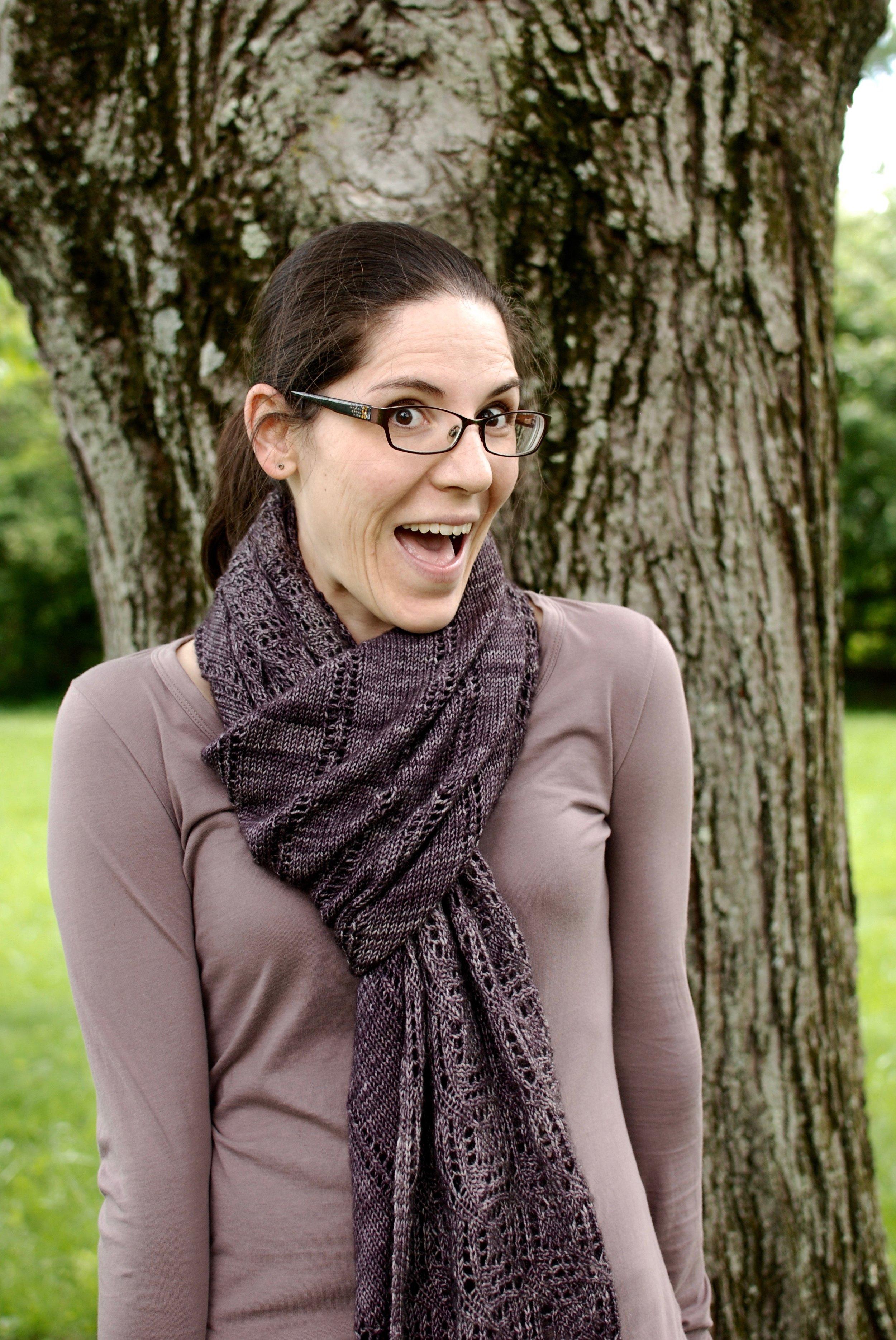 Yarn Alchemist: Erin Kurup!