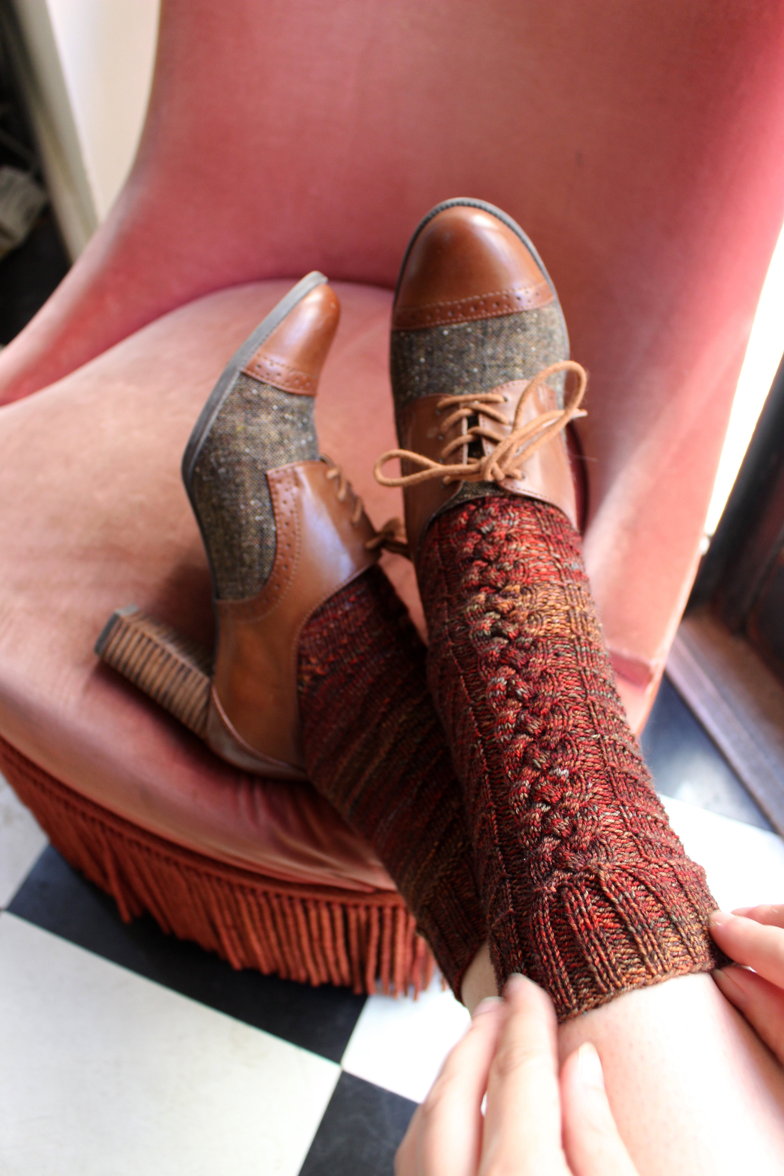 Clark socks