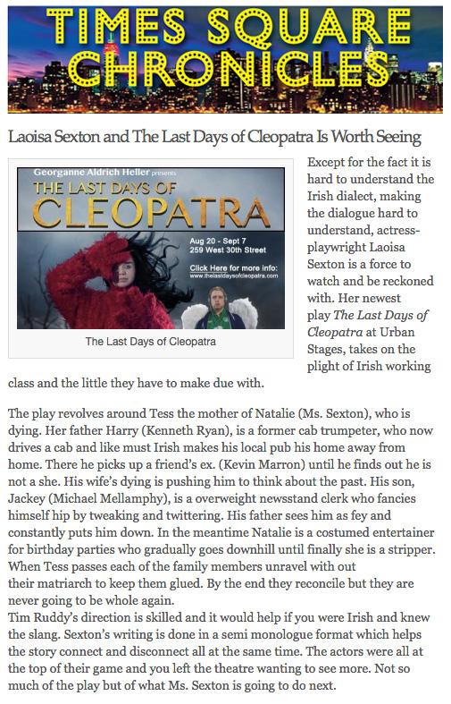 Cleopatra-Laoisa_Sexton