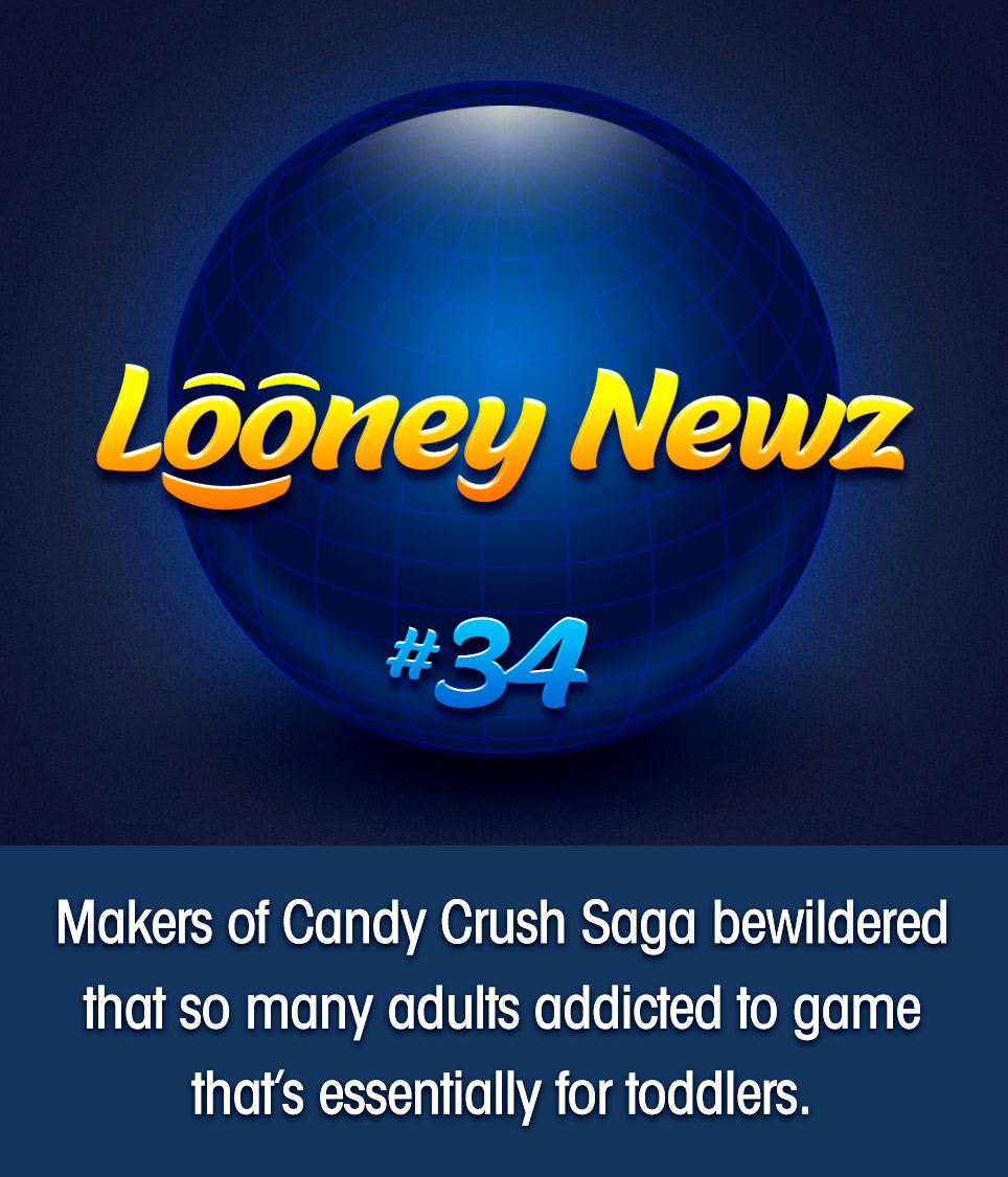 "- The multi-billion dollar mobile games market owes much of its success to the widespread permeance of mobile devices in everyday life. One game in particular has enjoyed tremendous popularity, the colorful puzzle ""challenge"" Candy Crush Saga. Activision Blizzard acquired the game and its company King in 2016 for $5.9 billion, but the new owners are slightly baffled by its continued success. ""Have you ever actually played it?"" asked one Blizzard executive. ""You look for a cluster of squares that are the same color and you tap on it. That's it. Even my 3 year-old got bored after a few minutes and downloaded Fortnite. And yet millions of adults play it religiously and spend real money on in-app purchases to enhance their meaningless scores. It's incredible."""