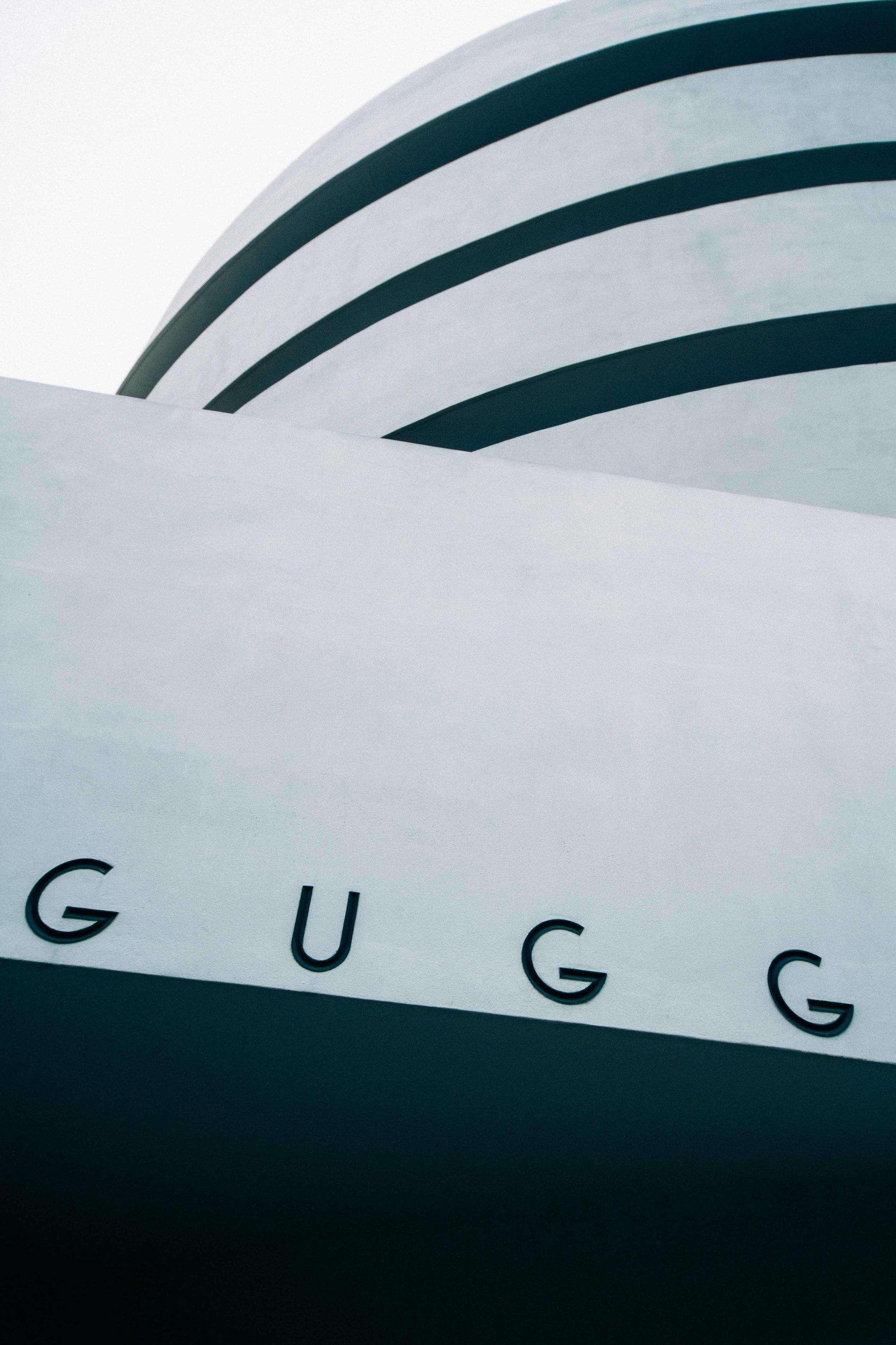 Solomon R. Guggenheim Museum NYC