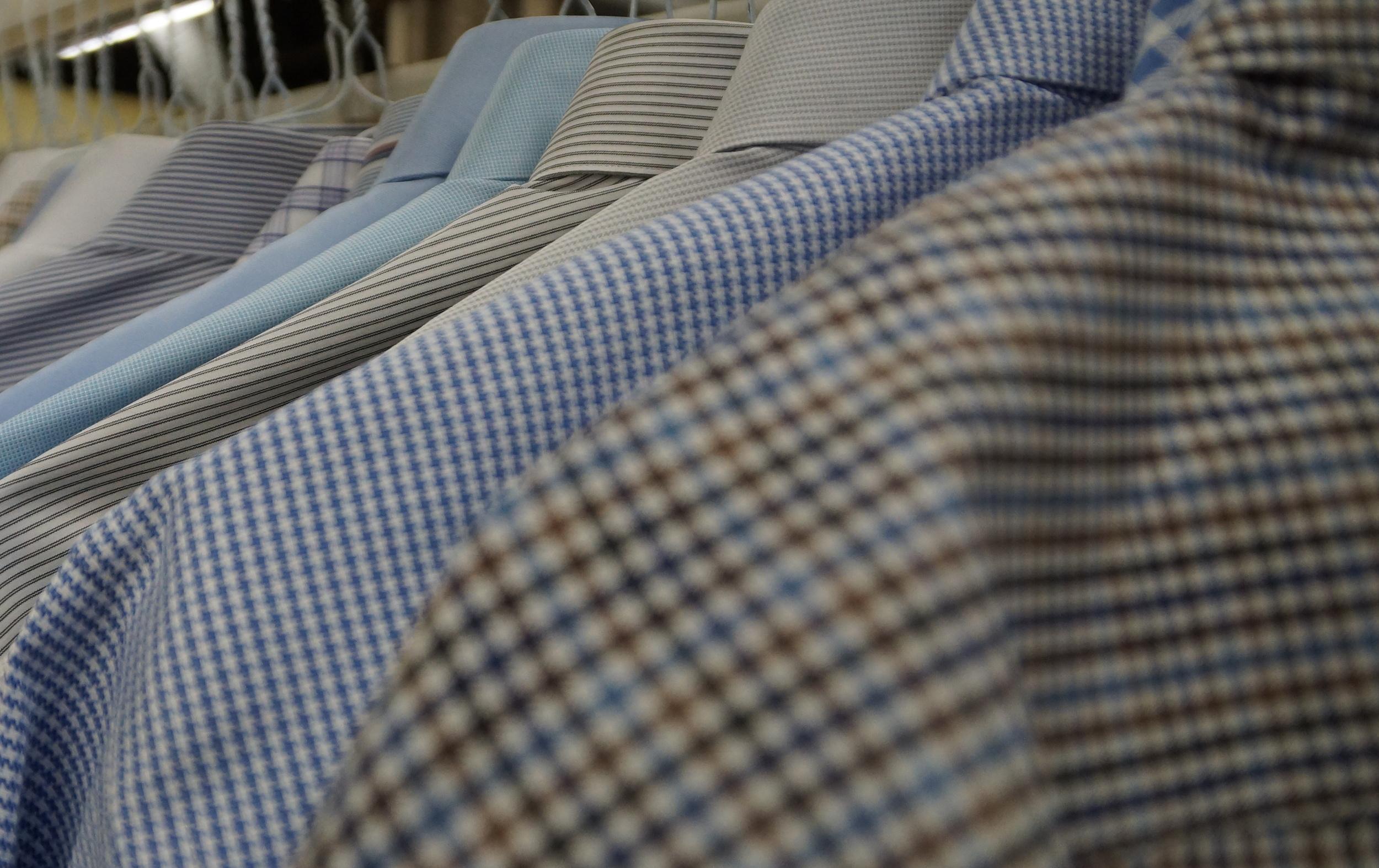 Laundered Shirts