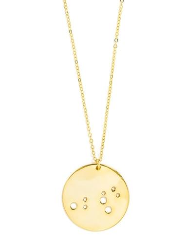 zodiac constellation pendant