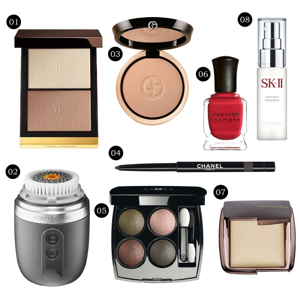 august 2015 beauty products -- jannadoan.com