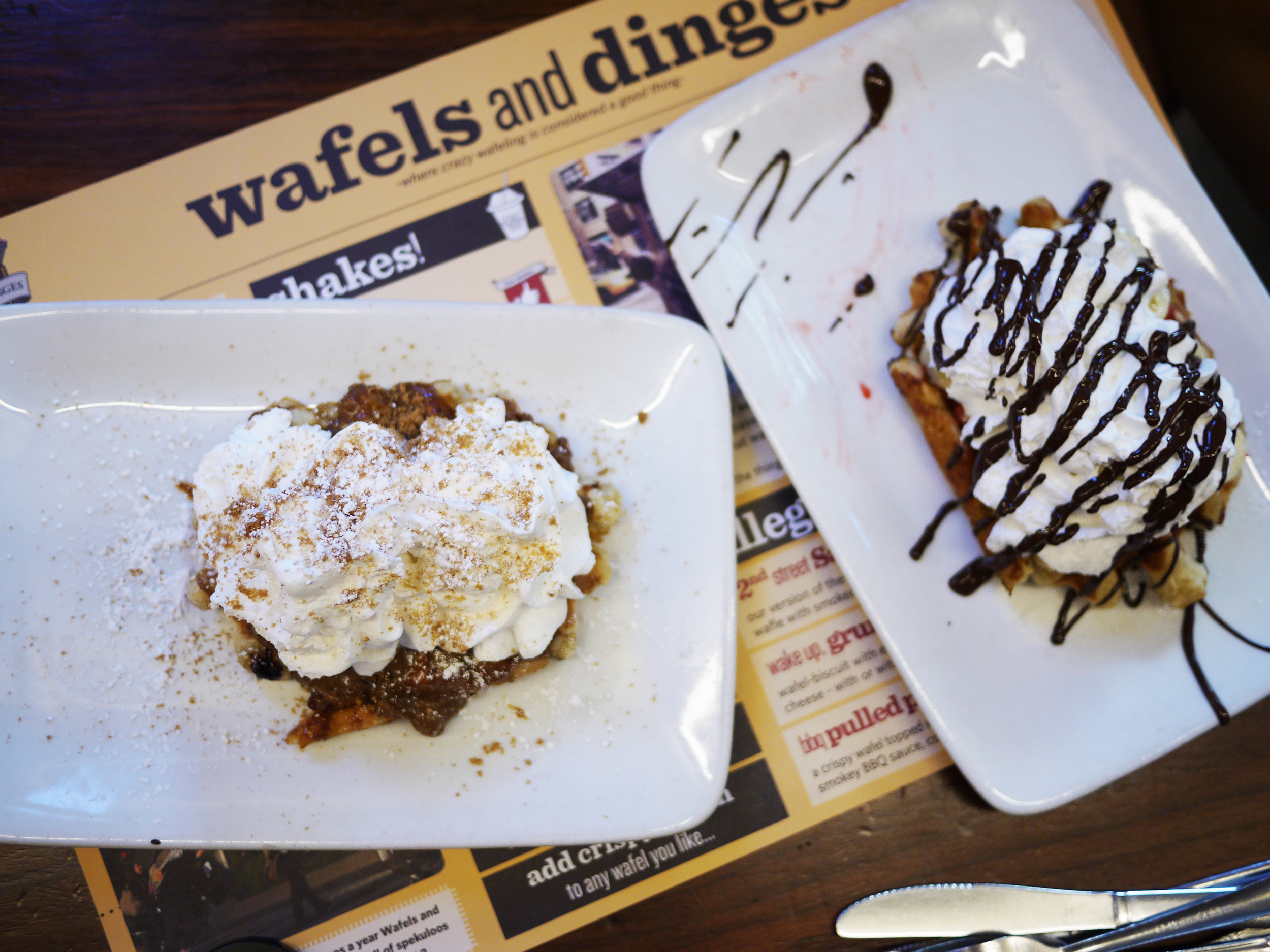 Wafels & Dinges - NYC eats - jannadoan.com