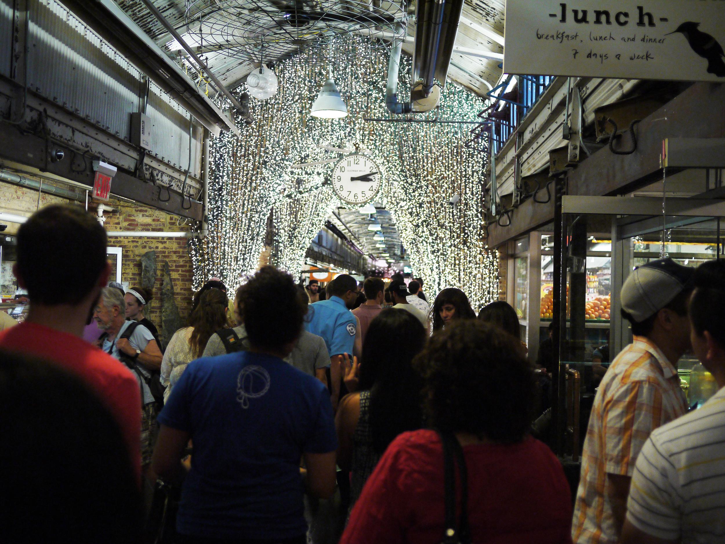 Chelsea Market - NYC eats - jannadoan.com