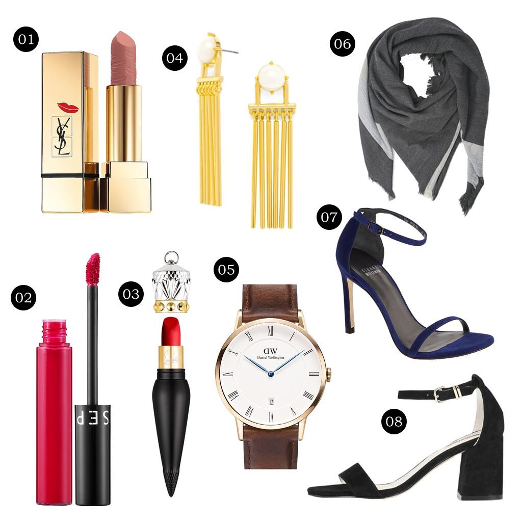 lips & accessories -- jannadoan.com