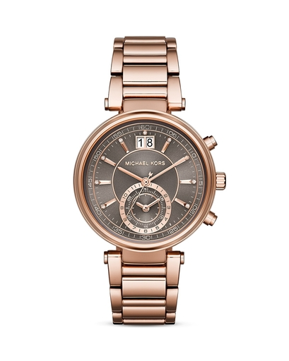 Michael Kors sawyer chronograph watch 39 mm