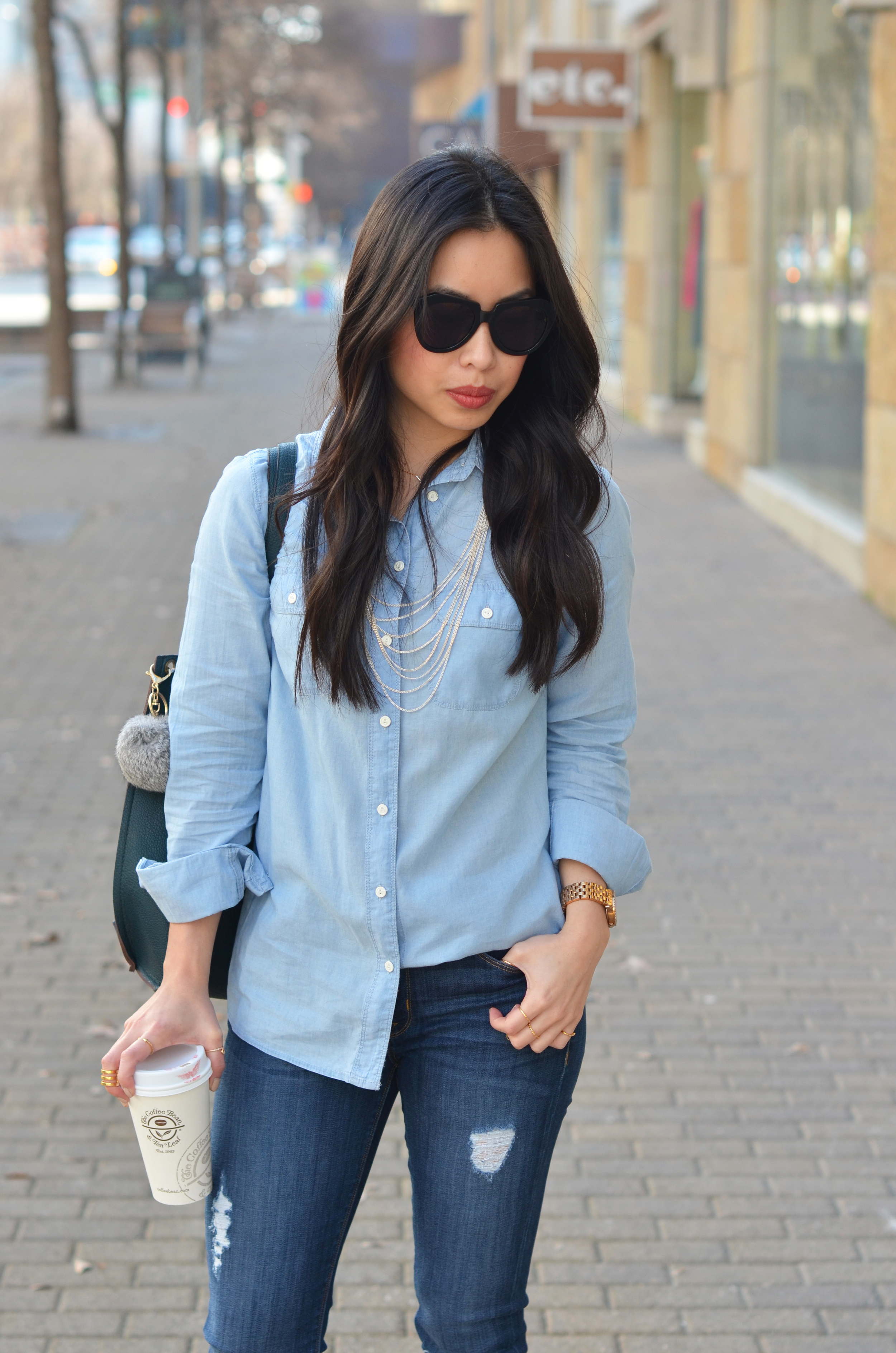 denim x chambray -- jannadoan.com