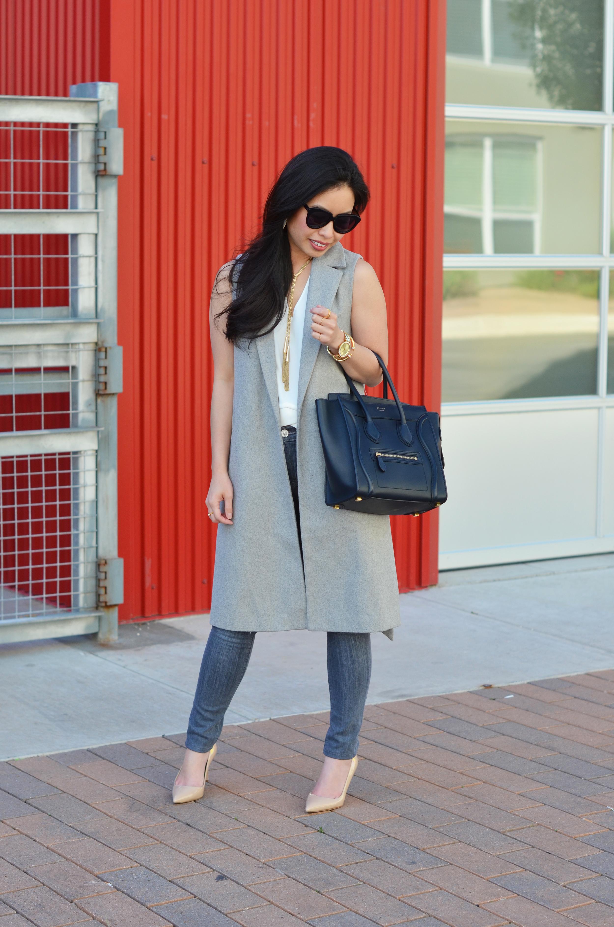 the sleeveless coat -- jannadoan.com