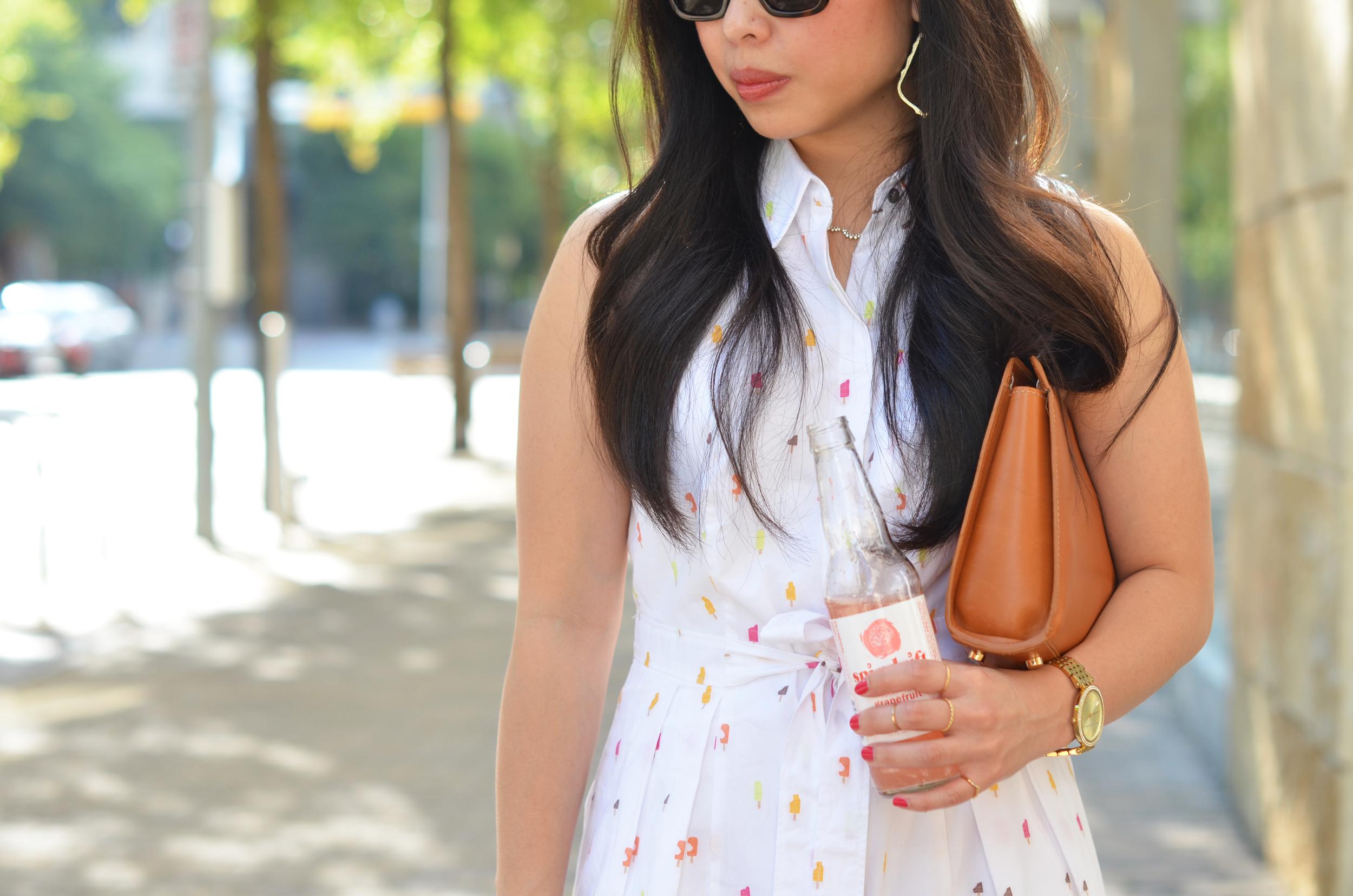 the popsicle shirtdress -- jannadoan.com