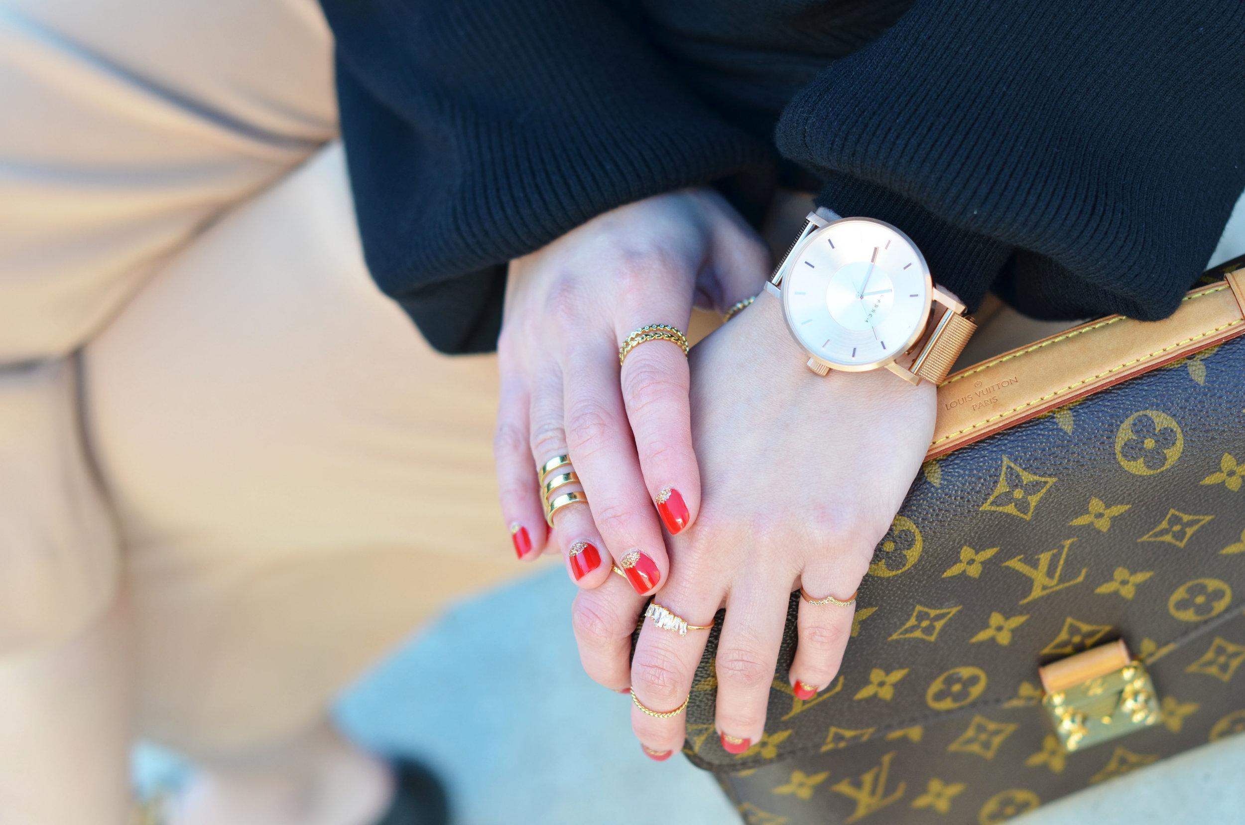 how to wear culottes -- jannadoan.com